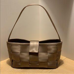Seatbelt bag, Baguette Gold